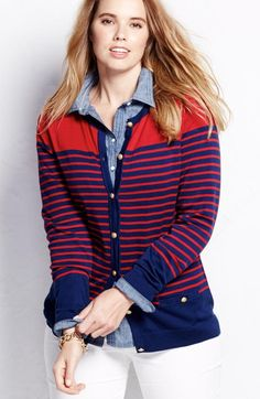 Lands' End Plus Looks to Love