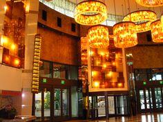 Lasercut ADA Wall Sconce | Oversized | Unique | Casino | iWorks