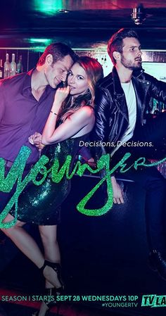 Created by Darren Star. With Sutton Foster, Miriam Shor, Hilary Duff, Debi Mazar. After being mistaken for younger than she really is, a single mother decides to take the chance to reboot her career and her love life as a 26-year old.