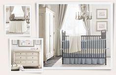 Baby Boy Room | Restoration Hardware Baby & Child