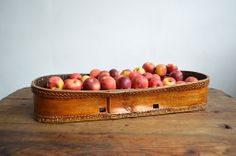Fruit basket from cradle (artKRAFT)