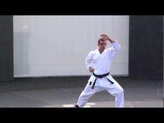 Kata Karaté Shotokan: Heian Shodan - YouTube