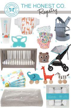 @The Honest Company Baby Registry