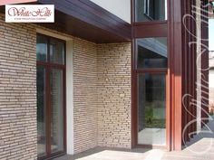 White Hills Verblendziegel Serie Lauter 520-10 (Ziegelfassade) - White Hills facing brick Building Materials, Bricks, Garage Doors, Outdoor Decor, Inspiration, Home Decor, Brick, Construction Materials, Biblical Inspiration