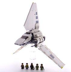 05037 star wars UCS Je Esclave NO 1 Modèle blocs de