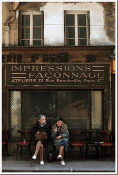 Paris - les meilleurs amis pour toujours