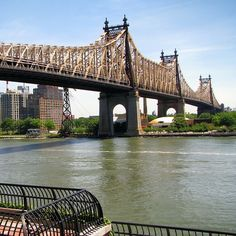 Queensboro Bridge, NYC, Queens, Manhattan