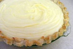 """SOME OF THE BEST PEOPLE REVIEWS BEFORE READING RECIPE  """"This luscious lemon pie looks quite elegant for an Easter dinner, yet it requires little effort,"""" notes Carolyn Griffin of Macon, Georgia. """"Guests will never suspect they're"""