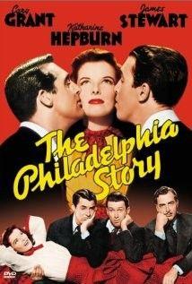 The Philadelphia Story  - Cary Grant, Katharine Hepburn & James Stewart...what's not to love?