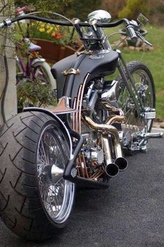 Custom motorcycles for midget people