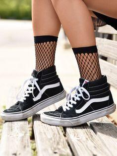 Girls In Fishnet Stockings