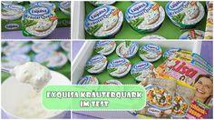 Exquisa KräuterQuark | Im Test - Susi und Kay Projekte Wir durften den Exquisa Kräuterquark testen, im Bericht sagen wir euch wie er uns geschmeckt hat!  #produkttester #lisafreundeskreis #kräuterquark #exquisa #test #Quark