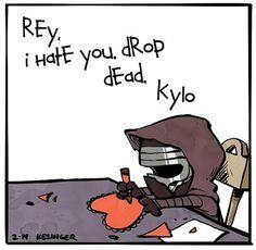 Kylo Valentine