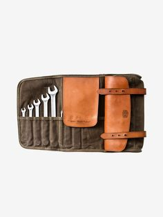 DEUS X MAKR TOOL ROLL. Want! Need! Must have.