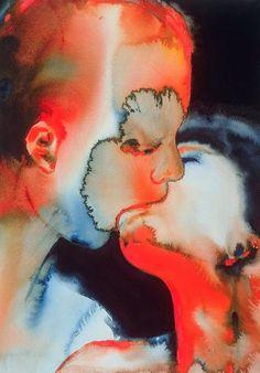 Kai Fine Art is an art website, shows painting and illustration works all over the world. Art Inspo, Kunst Inspo, Inspiration Art, Art And Illustration, Graphic Design Illustration, Arte Horror, Wow Art, Art Installation, Fine Art