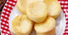 Pão de queijo de liquidificador - TV Gazeta
