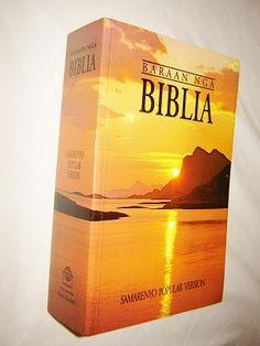 Samarenyo Bible / Baraan nga Biblia / Samarenyo Popular Version / Modern Samarenyo Readers / An Maupay Nga Sumat Para Ha Imo / SPV 050P with Thumb Index