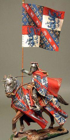 Knight, 14th century