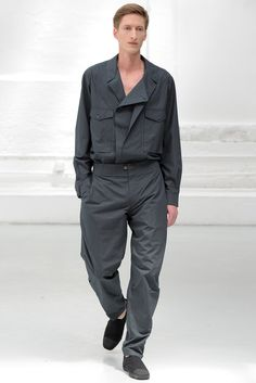 Lemaire Spring 2015 Menswear Fashion Show Collection