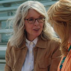 Age is just a number. See Diane Keaton in - in theatres Friday! Rhea Perlman, Alisha Boe, Joanne Woodward, Atomic Blonde, Diane Keaton, Rose Pictures, Theatres, Official Trailer
