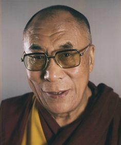 This Chuck Close PAINTING of the Dali Lama is an excellent example of Photorealism