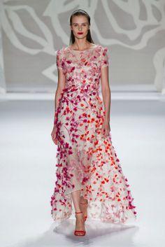 Lhuillier ny fashion week ss2014