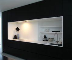 Vansteef - Keuken met nis, IJburg Amsterdam - Stefan Peters