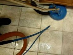 Las Vegas Tile and Grout Cleaning Video Demo of Porcelain Tile and Grout Cleaning on filthy dirty Henderson, NV kitchen floors! Says the last guy she hired did a lousy job! She was very PLEASED with Las Vegas Tile and Grout Cleaning!  http://www,lasvegastileandgroutcleaning.com  Want amazing results on your floors? Live in Las Vegas, NV? Call 702...