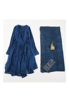 AOdress Blue Denim, Fashion Forward, Indigo, Egg, Inspirational, Sewing, How To Wear, Clothes, Tops