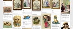 The Best Free Crafts Articles: Victorian Images, Ephemera and Vintage Images Pinterest Board