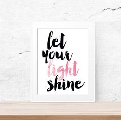 40% OFF Printable decor Quotes for wall by LUCIAandLUCIANA on Etsy