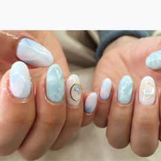 Rose Quartz Crystal Nails! Instagram Has Gone Crazy For Them! :-o – The Earth Child