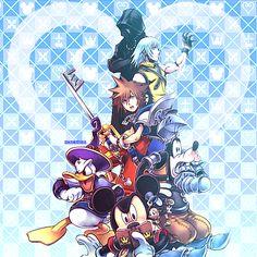 Kingdom Hearts Coded                                                                                                                                                      More