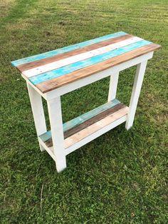 DIY Multipurpose Pallet Table