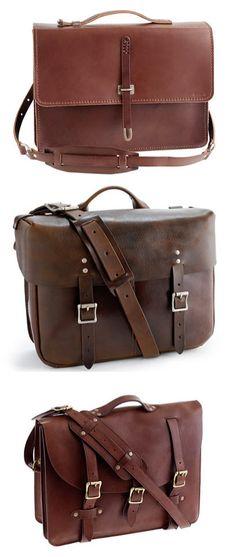 20e5e2c902c Leather Satchels for Men From HGTV s Design Happens Blog (http   blog.