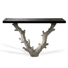 cct30-twig-console-table-aged-plaster-with-dark-fumed-oak-top