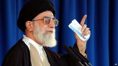 Iran nuclear talks: Ayatollah Khamenei says 'no deal better than bad deal' - Source - BBC News - © 2014 BBC #Iran, #Nuclear