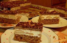 NEBESKÉ SLAVNOSTNÍ ŘEZY, TĚMI OHROMÍTE! Slovak Recipes, Czech Recipes, Ethnic Recipes, No Cook Desserts, Pavlova, Sweet And Salty, Thing 1, Desert Recipes, Tiramisu