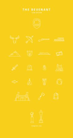 The revenant icon design