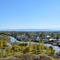 #view #panorama #landscape #mountains #tianshan #talas #talasriver #nature #kazakhstan #visitkazakhstan #centralasia #travel #zhambyl #taraz