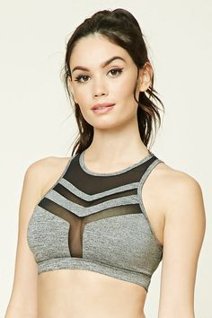 1e5d57c8a Nike has used its trademark knitted material to create a sports bra ...