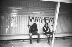 Mayhem: Meet The Band With The Wildest Story Ever Told Death Metal, Rap, Chaos Lord, Extreme Metal, Old Music, Beastie Boys, Stay Wild, Dark Night, Grunge Hair