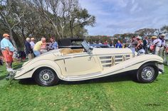 1935 Mercedes Benz 500K Roadster