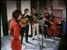 The Seekers - I'll Never find another you  All time favorite song. Judith Durham has the voice of an angel.
