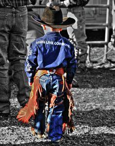 cowboy art prints | Long Live Cowboys Photograph - Long Live Cowboys Fine Art Print