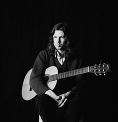 Nick Drake...Amazing musician..soft, soothing, unique ~ Died young ~ oceanosinnombre: by Tony Evans, 1971