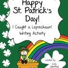 FREEBIE! I hope you enjoy this St. Patrick's Day creative writing activity! Included are a drawing/coloring page, a story brainstorming page, and publishing pages.