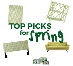 Top Picks For Spring / Deqorum Blog - DEQOR.com