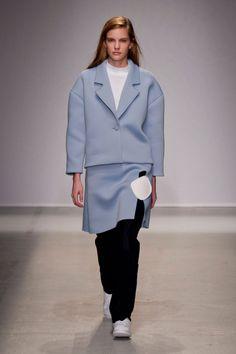 Défile Jacquemus prêt-à-porter automne-hiver 2014-2015, Paris #PFW #Fashionweek