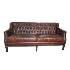 Brosnan Leather Sofa